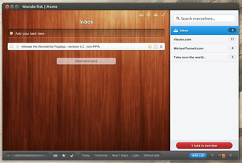 Wunderlist FogApp for Ubuntu 12.04 Released main blog post image