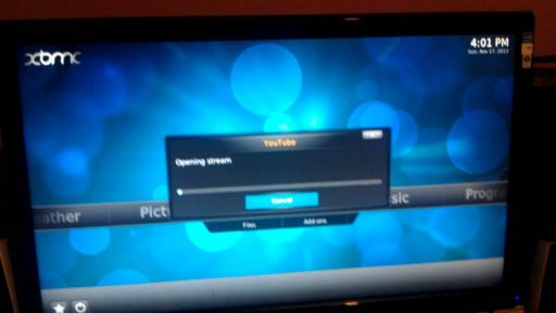 XBeamMC Send Files From Linux to Play on XBMC main blog post image