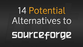 14 Potential Alternatives To SourceForge For Binary Downloads main blog post image