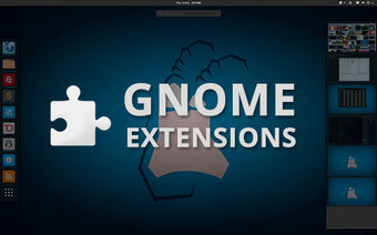 My Installed Gnome 3 Extensions main blog post image