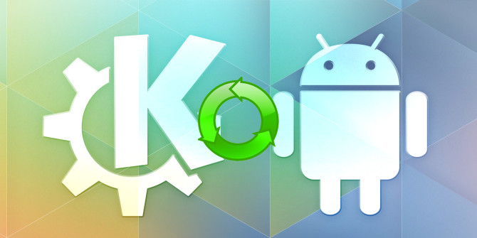 Using KDE Connect to Sync your Android Device with Your Linux Computer main blog post image